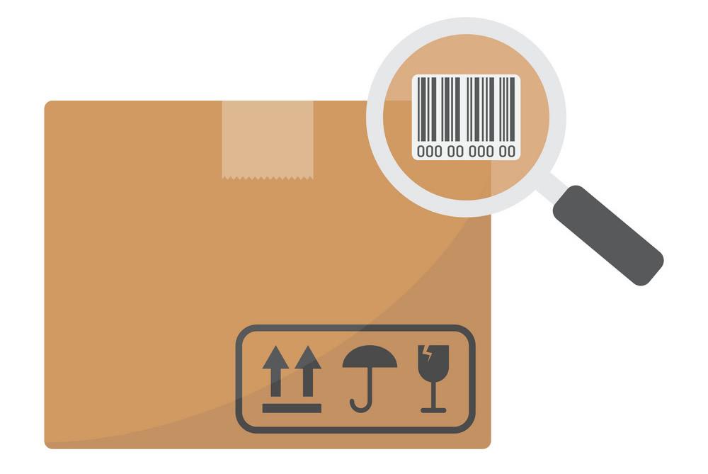Rastreamento de objeto no correio